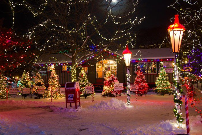 Take An Enchanting Winter Walk Through La Crosse S Rotary Lights In Wisconsin Christmas Lights Lights Winter Walk