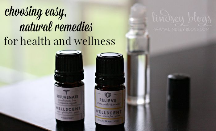 Choosing Easy, Natural Remedies for Health & Wellness with Well Scent
