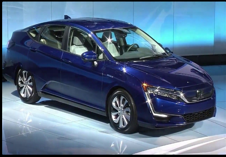 The 2018 Honda Civic Hybrid Offers Outstanding Style And Technology