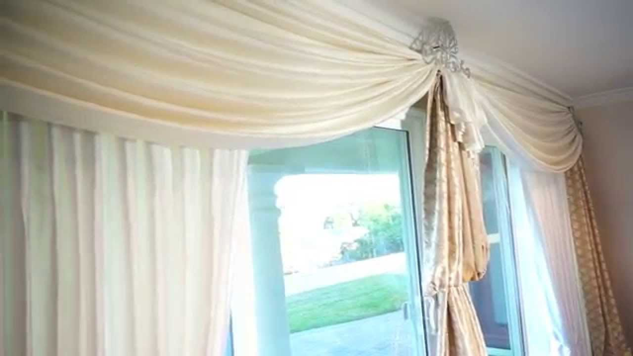 Patio Door Curtains: Elegant Window Treatments for Sliding Glass ...