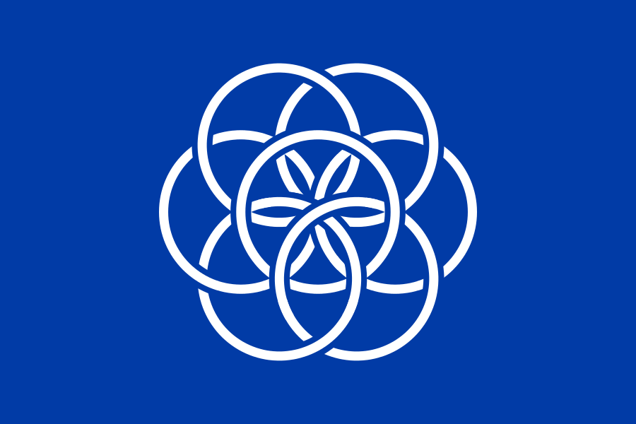 International Flag Of Planet Earth Flag Of The Earth Wikipedia