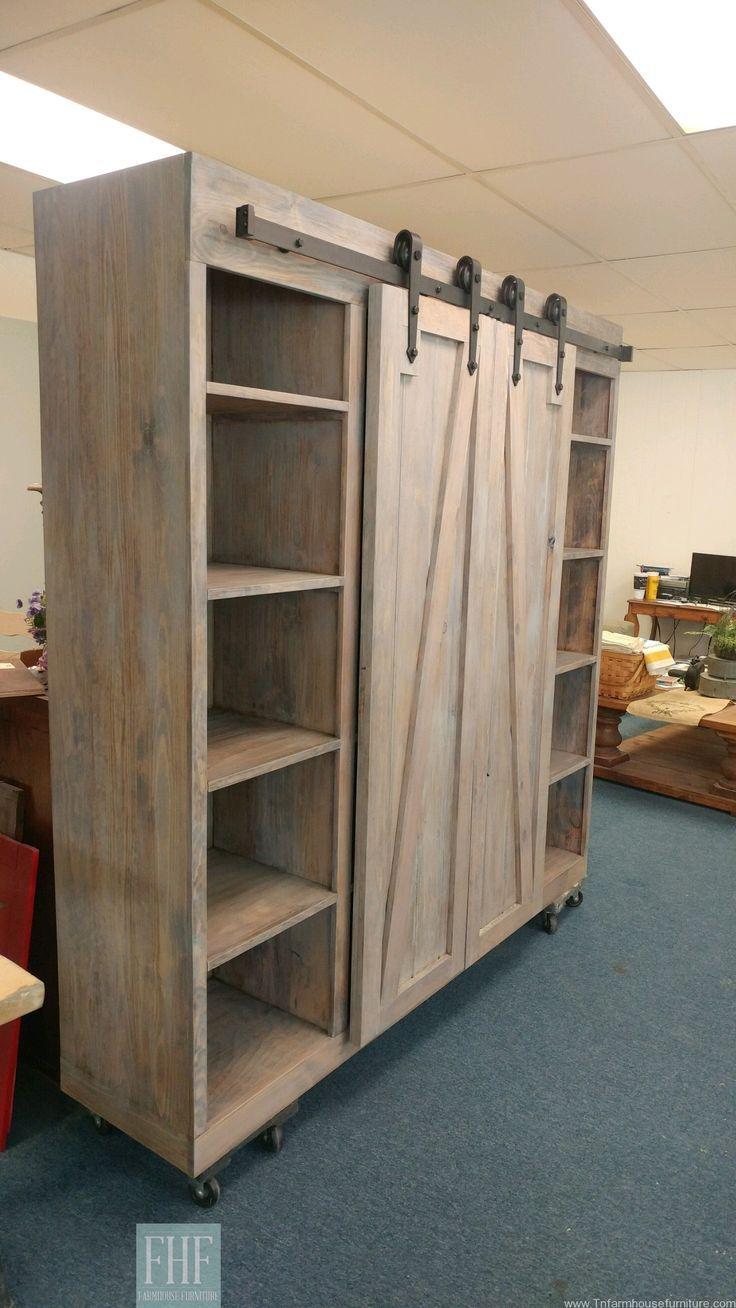 Unterhaltungszentrum Mit Schiebeturen Kleiderschrank Holz Schrank Selber Bauen Mobel Zum Selbermachen