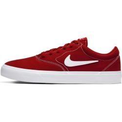 Photo of Nike Sb Charge Canvas Men's Skateboarding Shoe – Red Nike