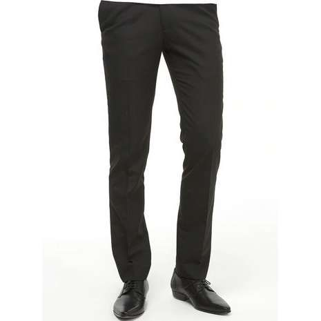 Image result for black mens  trousers