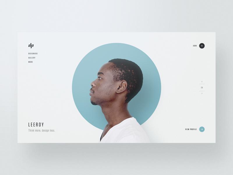 Designer Profiles — Part 3 | Template, Website and Designers
