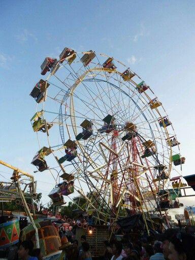 Juegos Mecanicos De Nuestras Ferias De Fiestas Patronales El