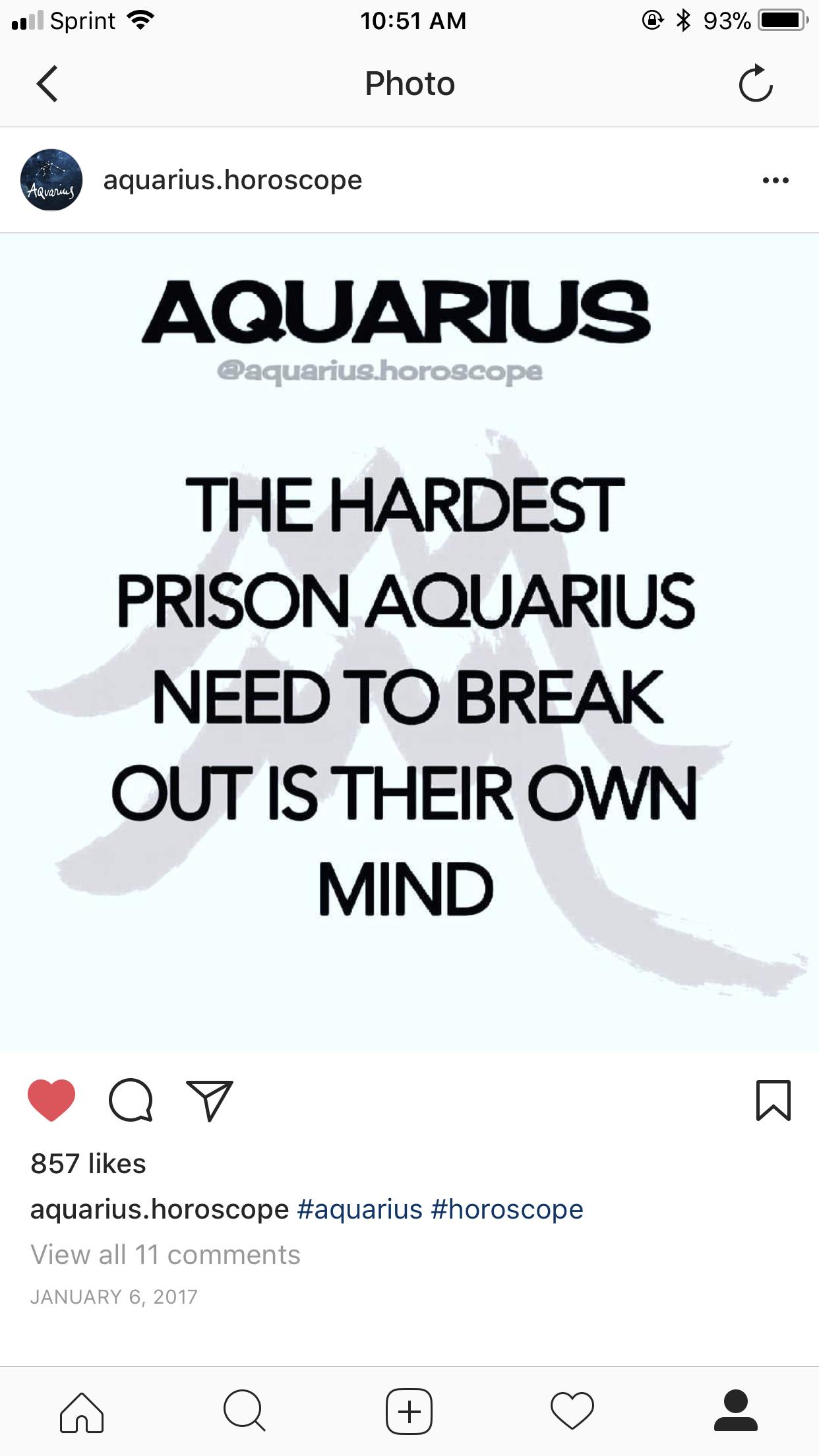 6 january aquarius horoscope