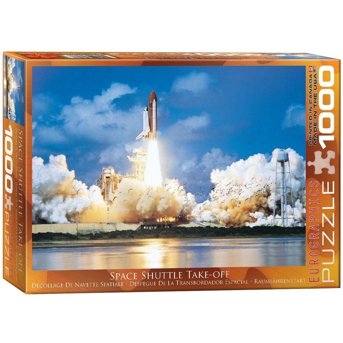 Space Shuttle 2000 Piece Jigsaw Puzzle