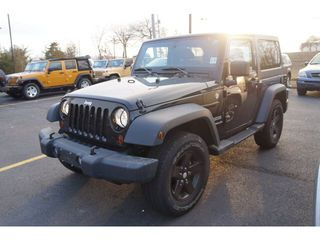 Manual Transmission Low Miles Hard Top Running Boards Cruis Control Clean Carfax One Owner Certified Used Jeep Automotive Sales Jeep