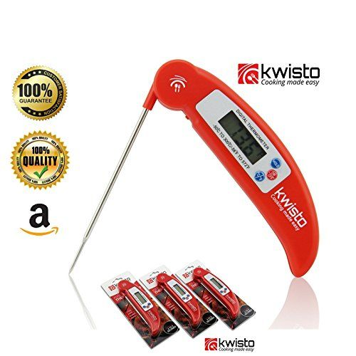 Best Instant Read Kitchen Thermometer Digital Meat Thermometer