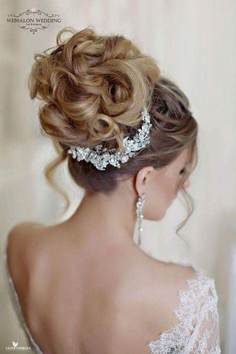 Wedding Hairstyles Pinteres