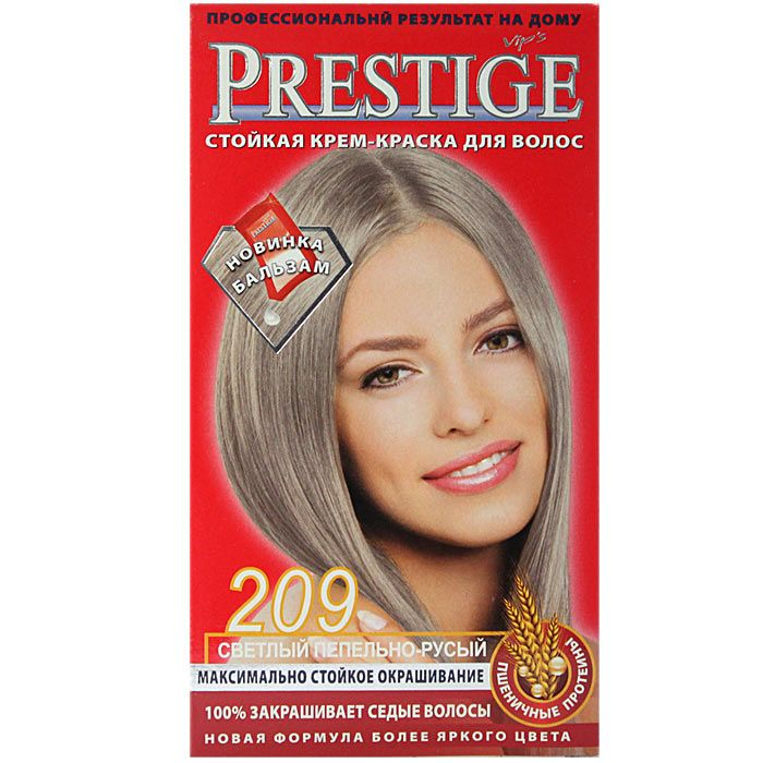 инструкция волос краска для престиж
