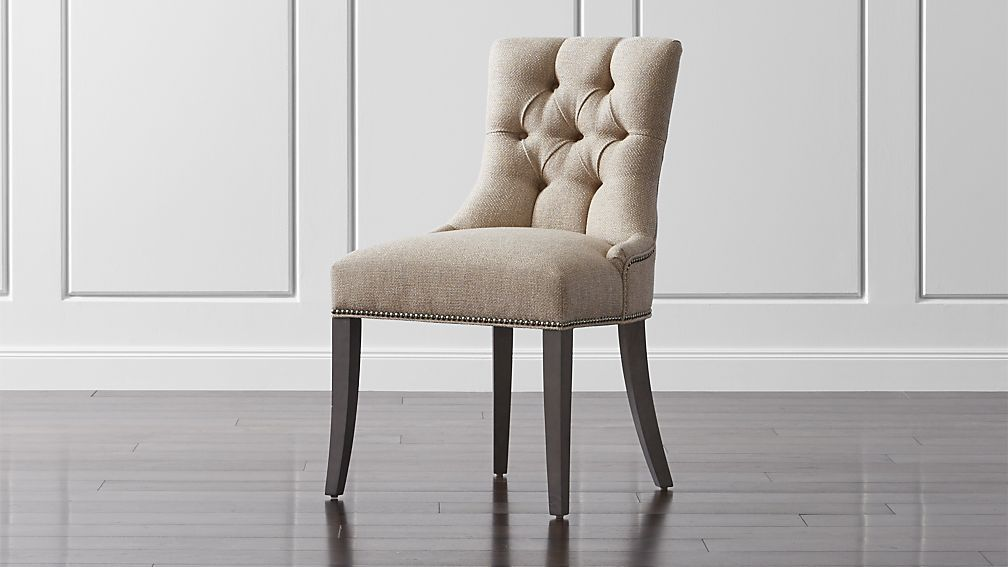Cecelia Dining Chair - Crate and Barrel | Dining chairs, Crates ...