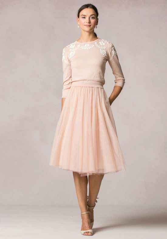 9c7a85980fa1 Jenny Yoo Collection (Maids) Lucy Skirt Bridesmaid Dress