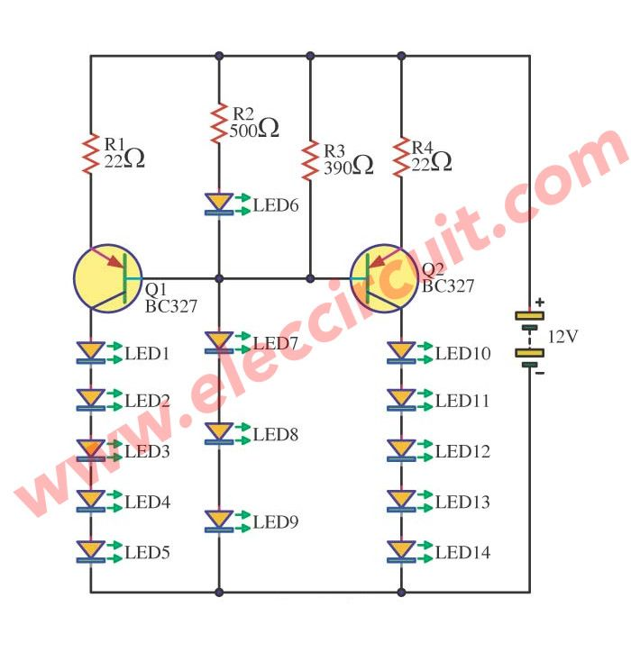 Pin on LED Flasher