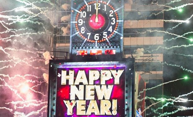 New Years Eve Ball Drop in Times Square 2017?