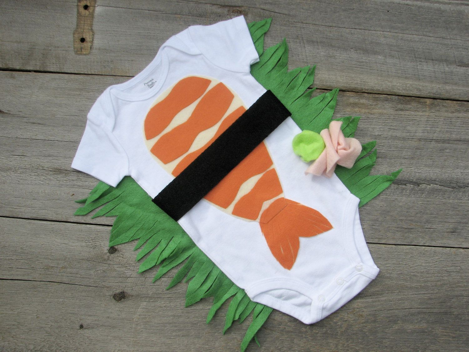sushi costume - ha! | butterbean | pinterest | baby halloween