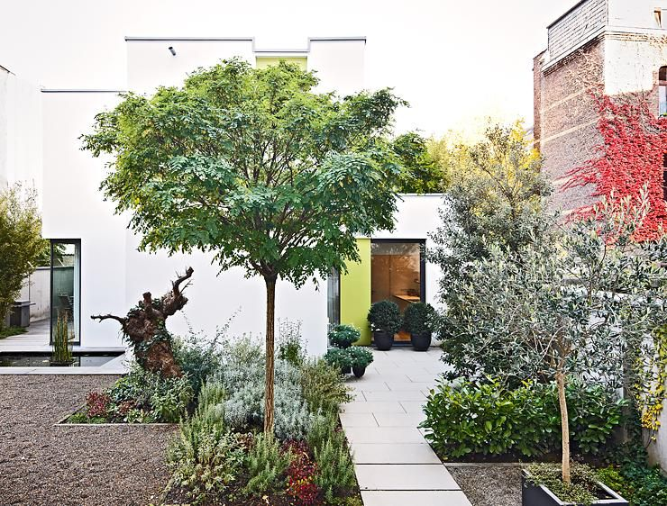 Den Vorgarten gestalten und bepflanzen Schöne vorgärten