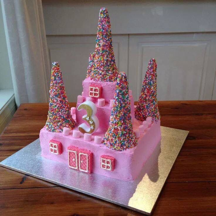 Princess Birthday Cake Stylish Eve Just Yummy Pics  Beautiful - Stylish birthday cakes