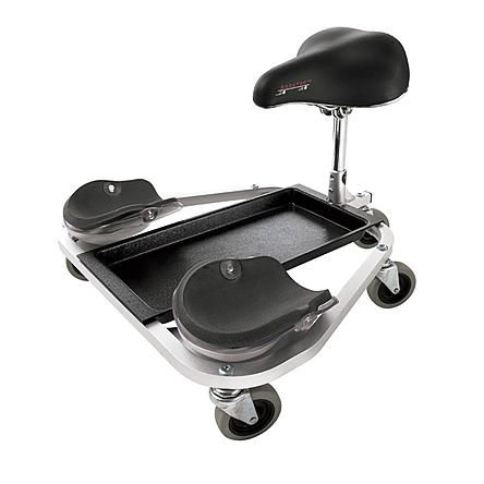 f5b5724f148193dc430975f06a6d4f15 - One Stop Gardens Rolling Work Seat With Tool Tray