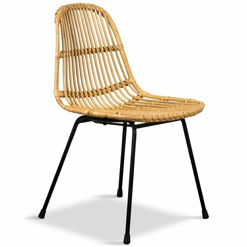 Bali Patio Dining Chair In 2020 Dining Chair Makeover Patio