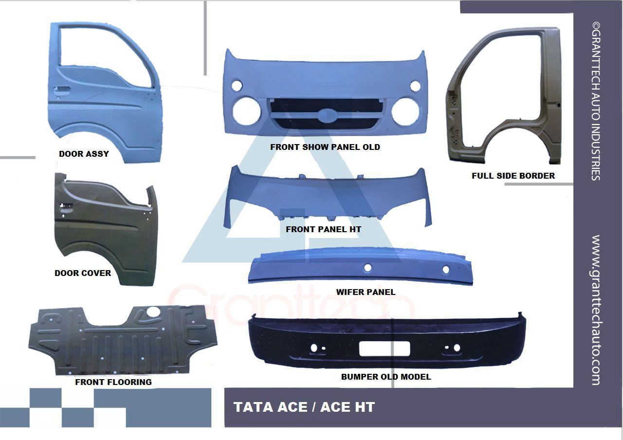 Tata ace body parts, tata ace body panel, tata ace door, tata ace ...