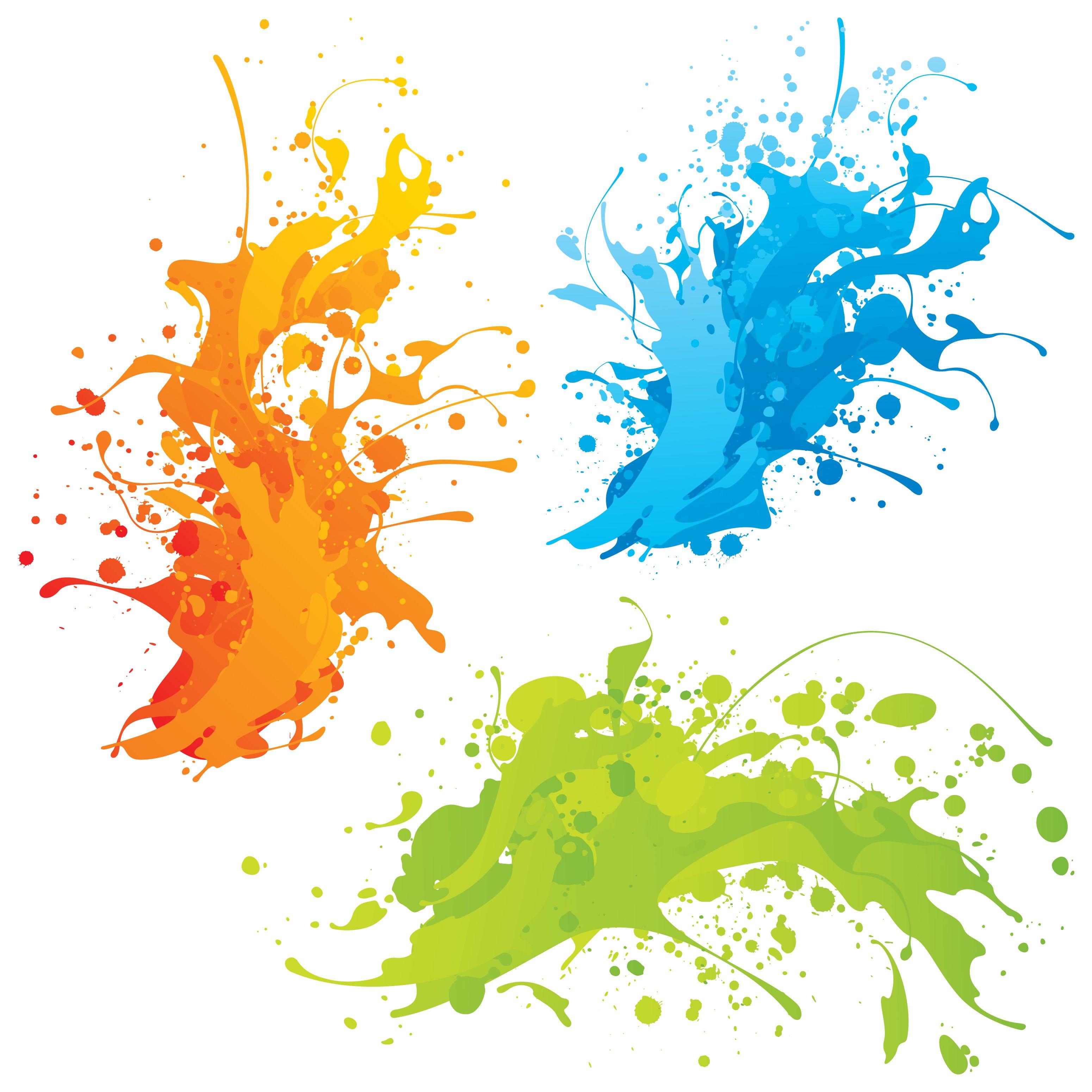 Blue Paint Splash Png Watercolor Splash Paint Splash Holi Colors