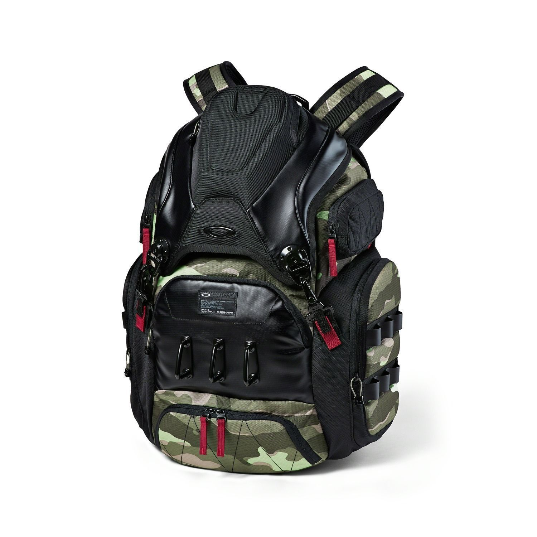 New Oakley BIG Kitchen Sink 2 Backpack Black CAMO Tactical Laptop ...