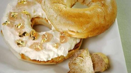 Westin Hotel Bagel — New York City Price: $1,000 | Most expensive food, Food, Fast food prices