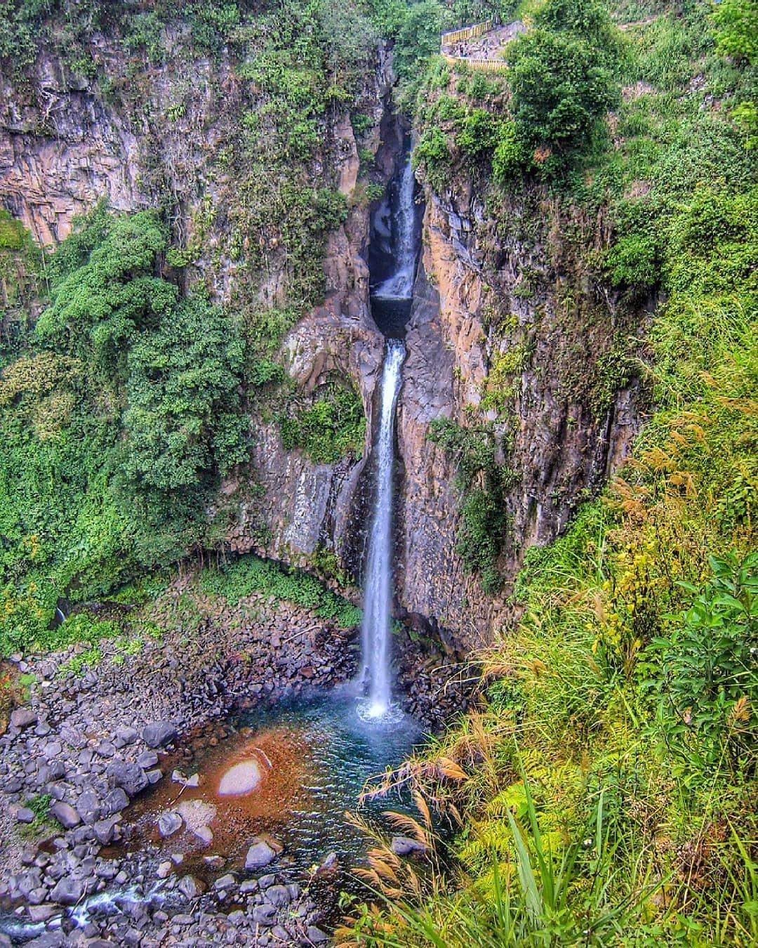 Cascada de Texolo.