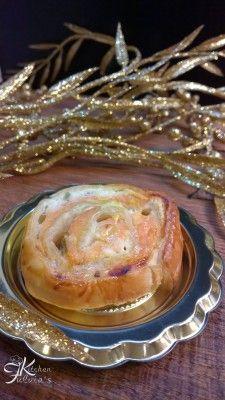 Girelle di sfoglia al salmone affumicato Fulvia's Kitchen