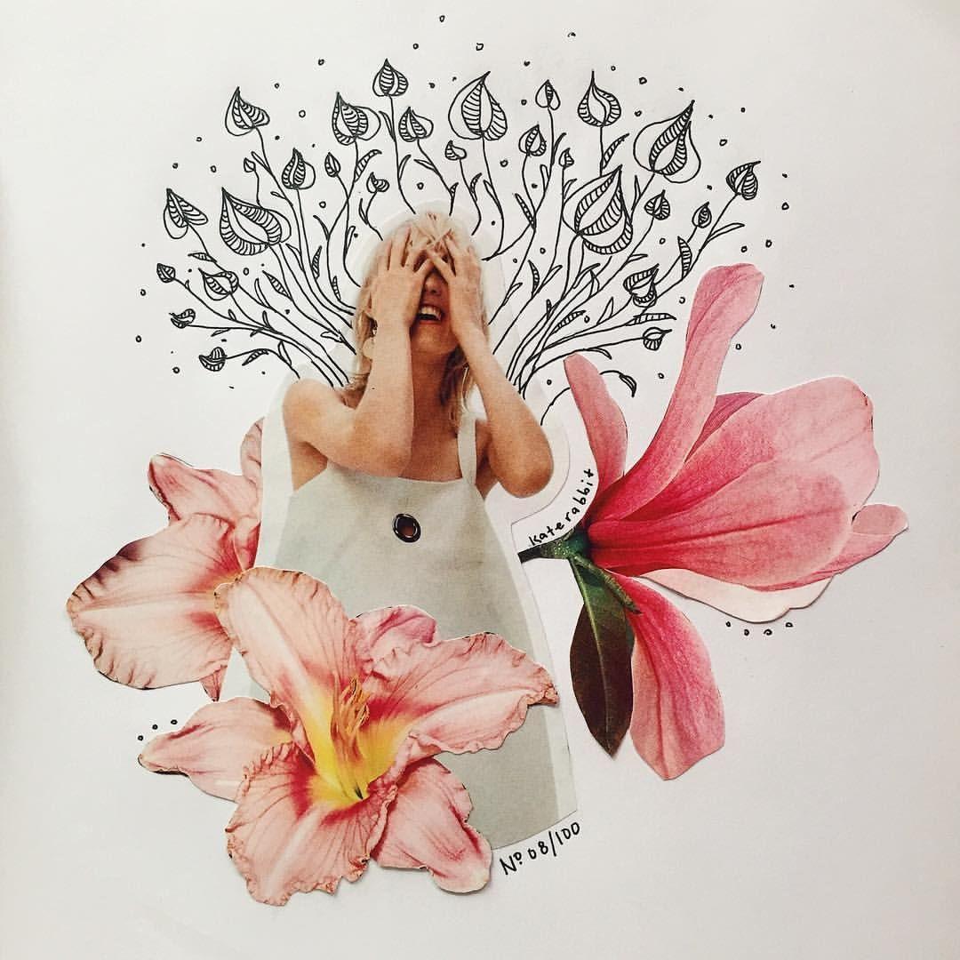 kukkien käyttöä