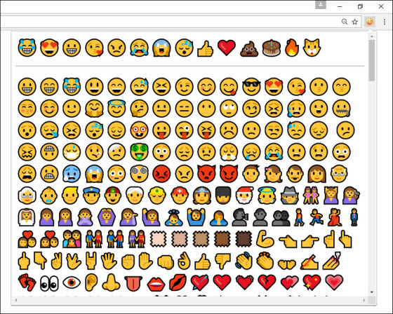 Emoji Extension For Chrome In 2020 Chrome Extensions Emoji Chrome Web