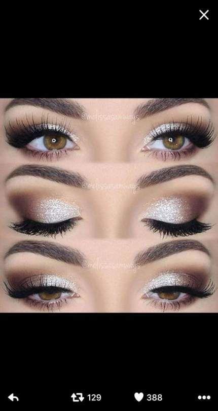 Makeup Wedding Brown Eyes Brides Eyeshadows 30+ Ideas