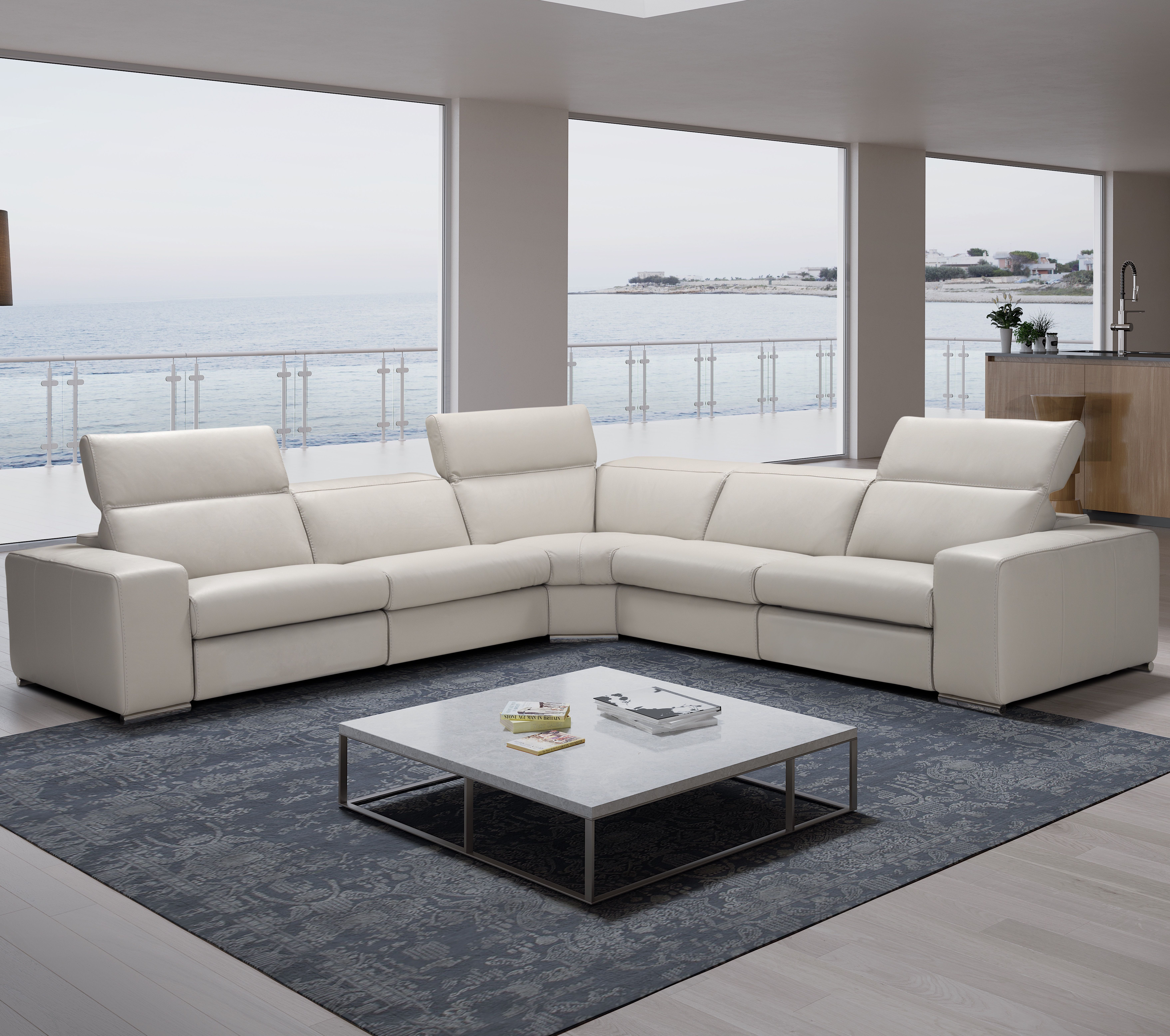 Lianne Power Sectional Sectional Sofa Furniture Modern Sofa Sectional