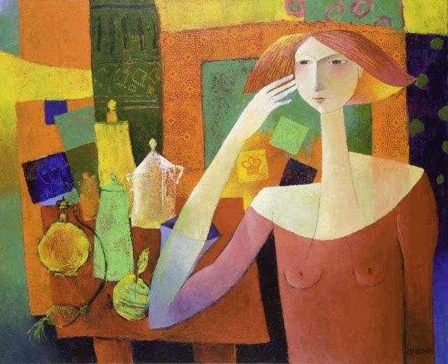 Artodyssey: Francoise Collandre