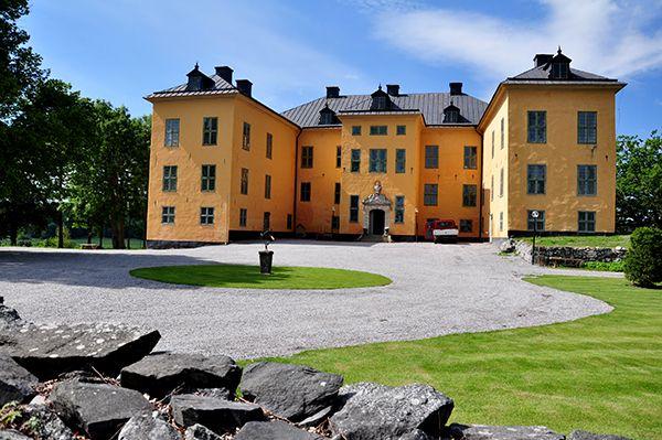 Slott Herrgård Uppland