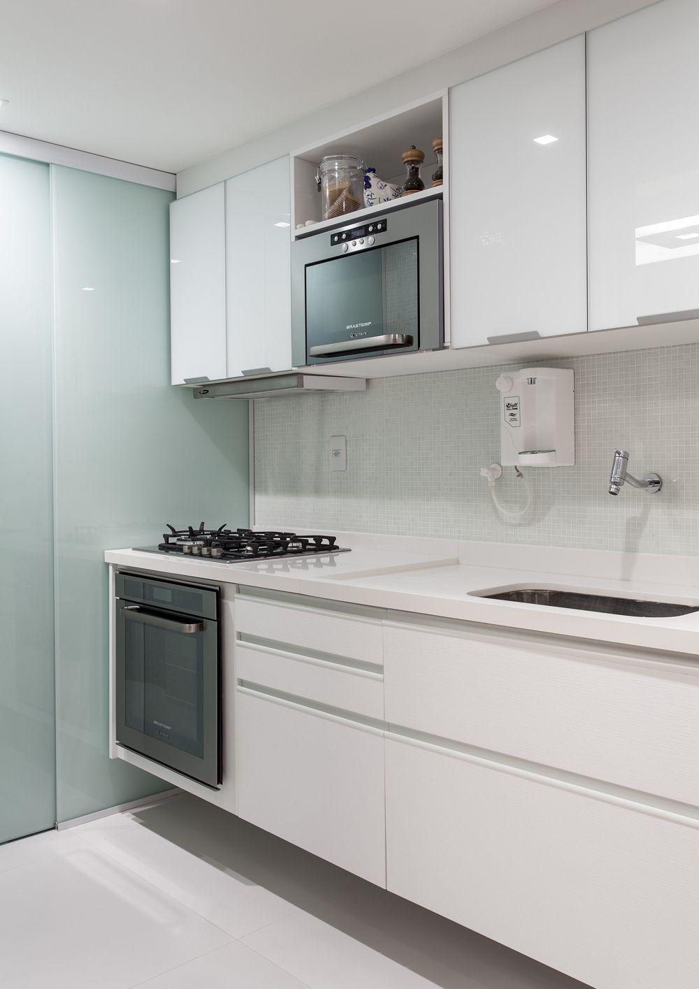 Para aproximar a fam lia cocinas perfecta y interiores for Cocinas apartamentos pequenos