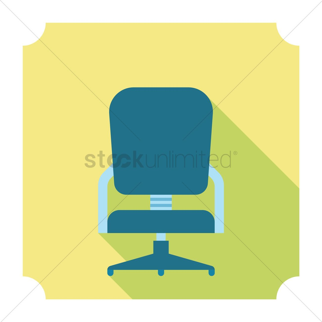 Office Chair Vector Illustration Sponsored Chair Office Illustration Vector Affiliate In 2020 Art Design Pattern Drawing Pattern Design