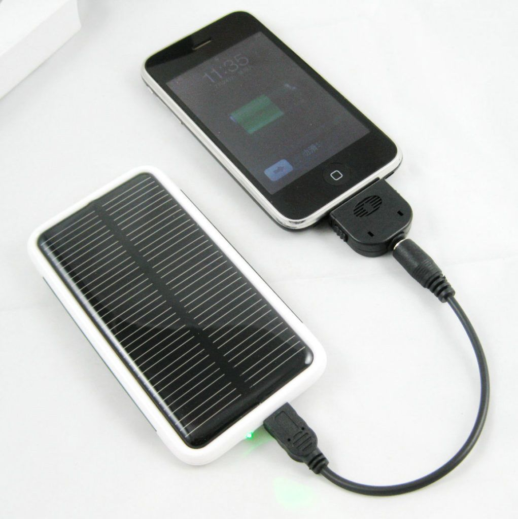 Solar Phone Charger Top 9 Green Eco Friendly Products