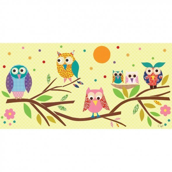 Awesome Owl Decorations for Your Home - Painting idea for Audrey\'s ...
