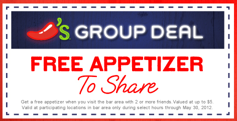 Restaurant Deals And Promotions Roundup 4 27 Chilis