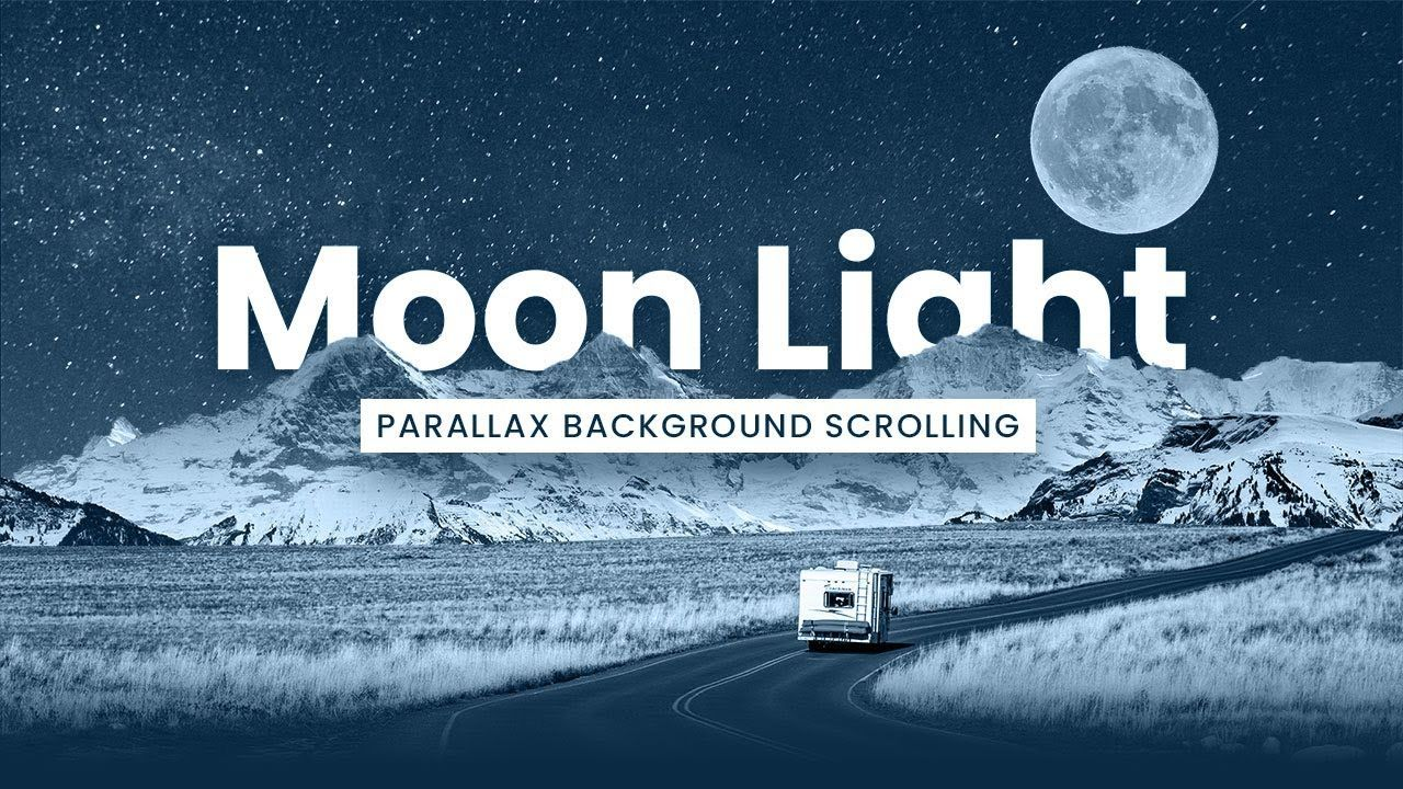 Simple Parallax Scrolling Effect with CSS & Vanilla Javascript