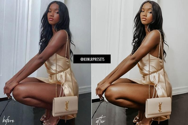 10 CHOCOLATE SKIN LIGHTROOM mobile /& desktop presets  black skin preset  dark skin preset  brown skin newborn preset family selfie