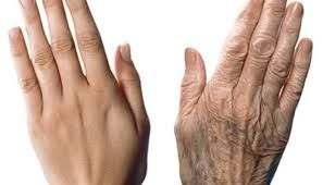See the difference that Glissandra's serum can make on your hands!
