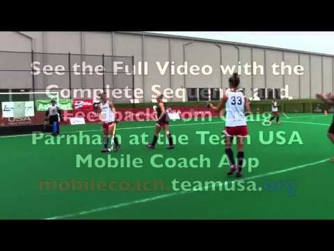 Pin By Usa Field Hockey On Coaching Corner Team Usa Usa Mobile Field Hockey