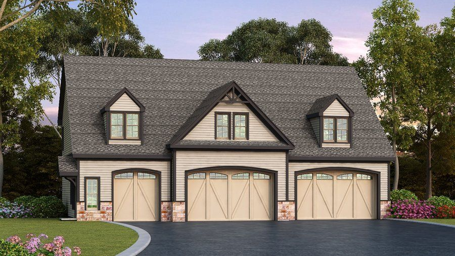 Large Garage House Plans House Design Plans