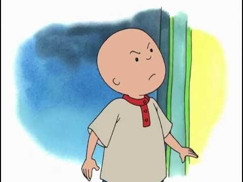 Caillou Busca A Gilbert Caillou Memes Animated Gif