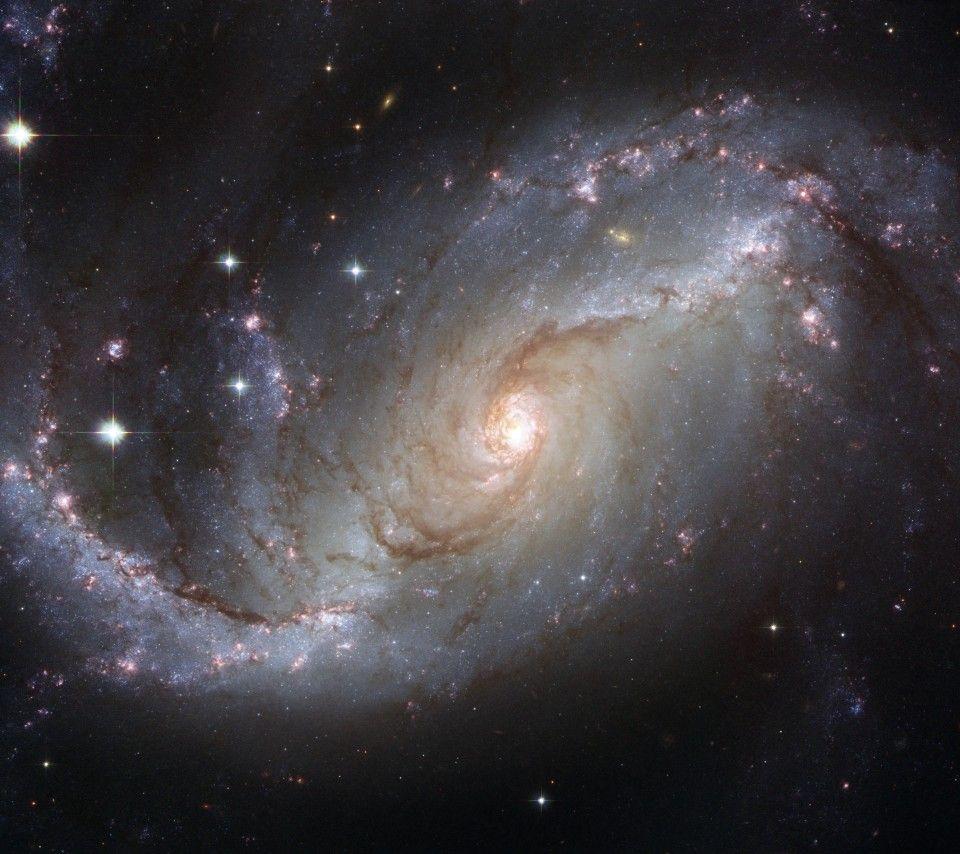 銀河 宇宙のスマホ壁紙 Android壁紙 960x854 宇宙望遠鏡