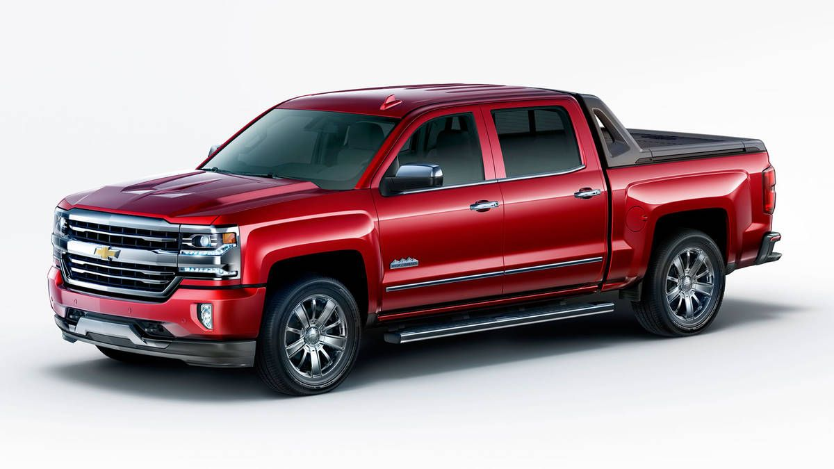 Check out the new 2017 chevrolet silverado high desert coming this fall with waterproof storage